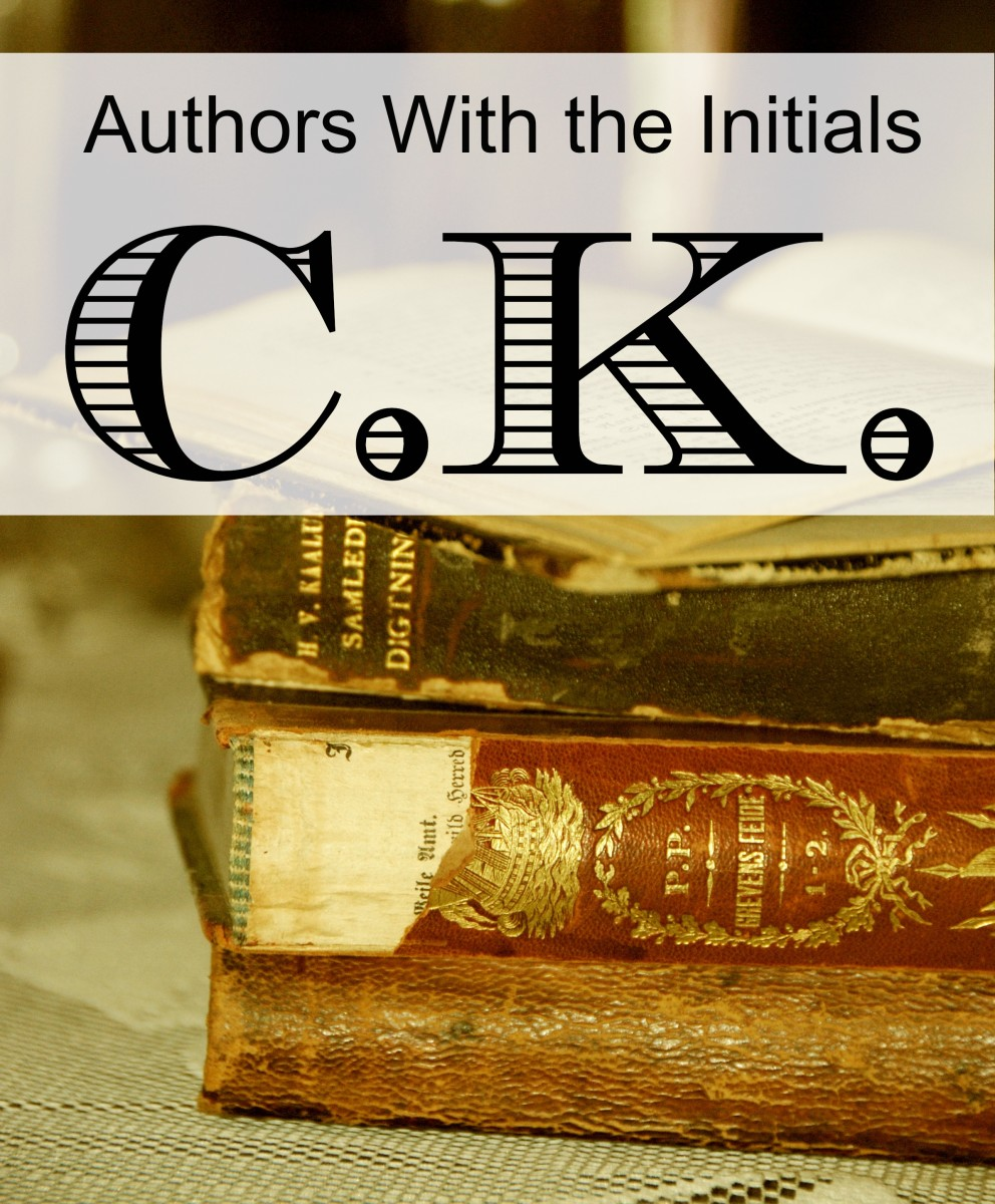 "Authors With the Initials ""C. K."""