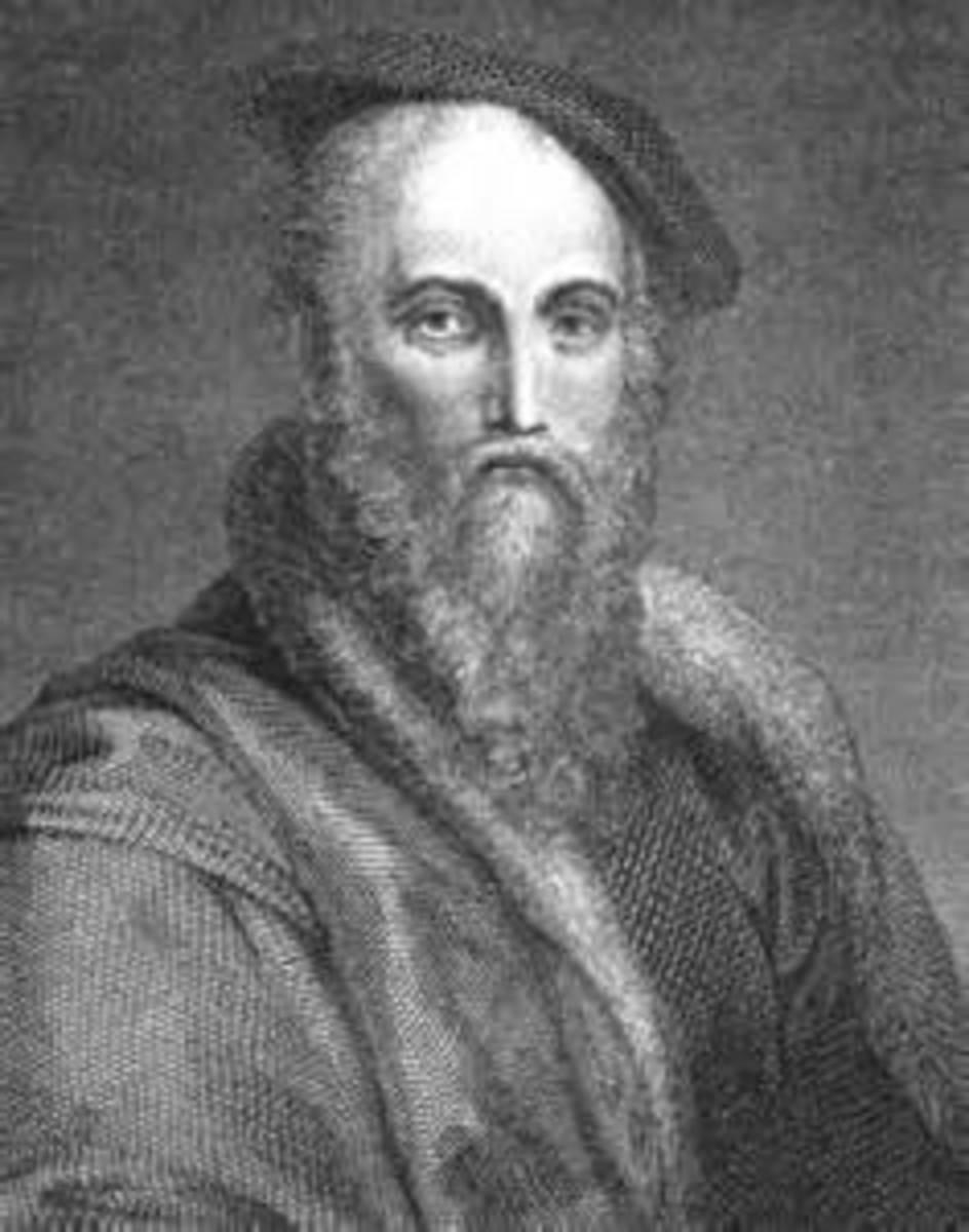 The Courtier Poets:  Sir Thomas Wyatt