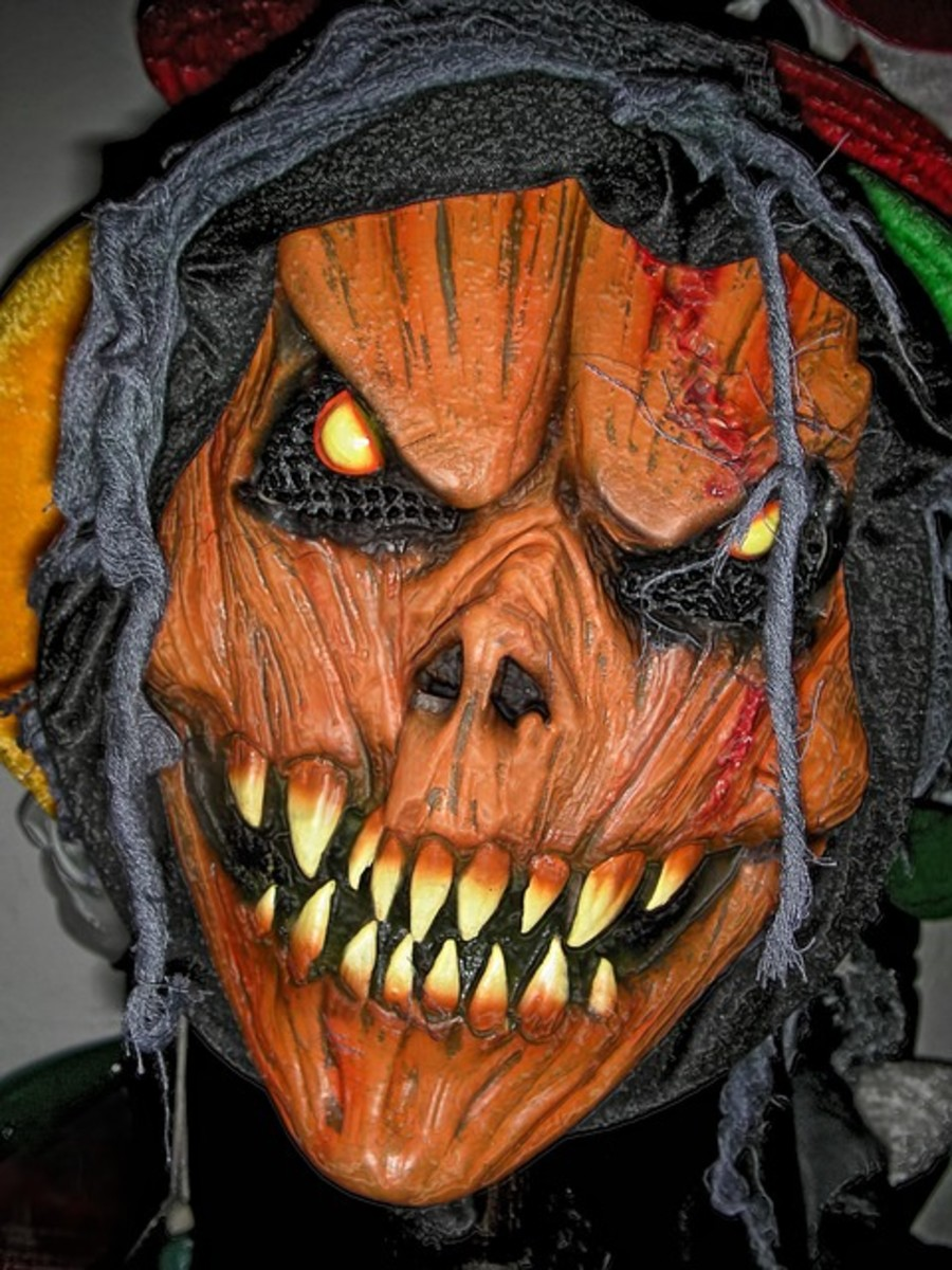 Halloween Zombie Scavenger Hunt Ideas