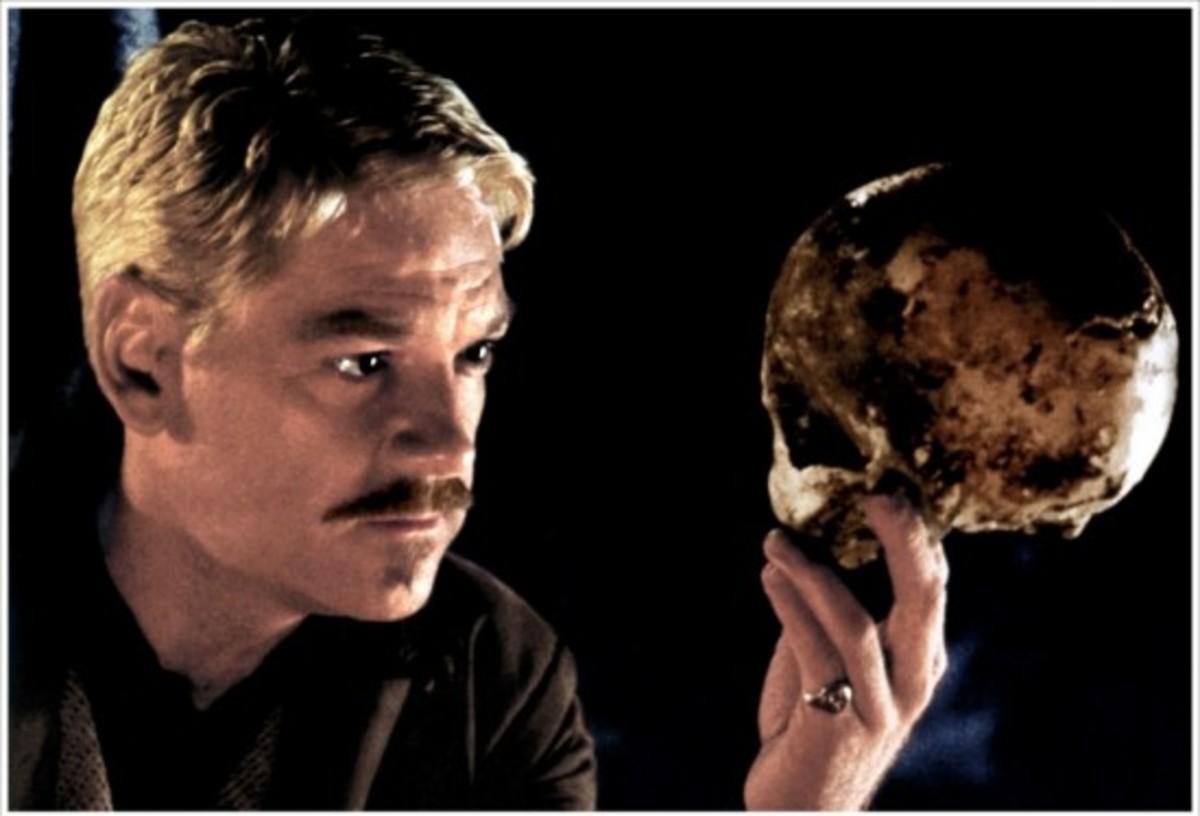 Hamlet's Evolution Through Soliloquies