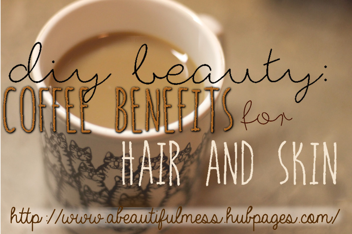 DIY Beauty: Coffee Benefits for Hair and Skin