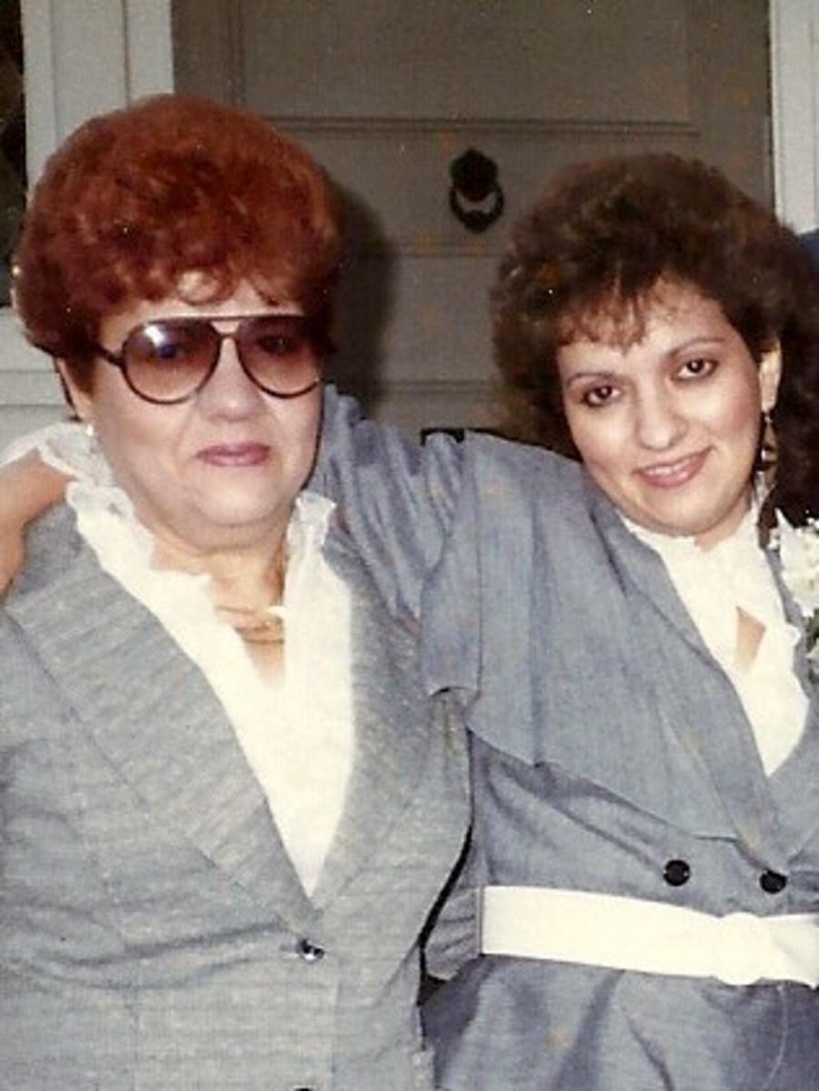 Mom and Me 1984