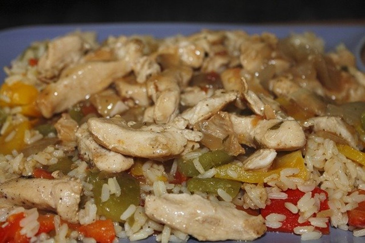 Reheating Chicken Cooked in a Slow Cooker