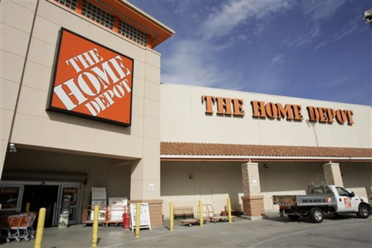 Secret Discounts at Home Depot