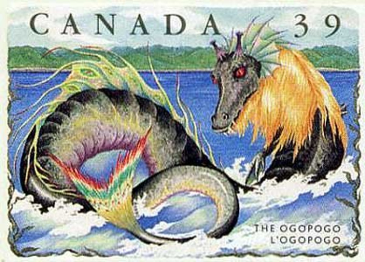 Ogopogo: Canada's Loc Ness Monster