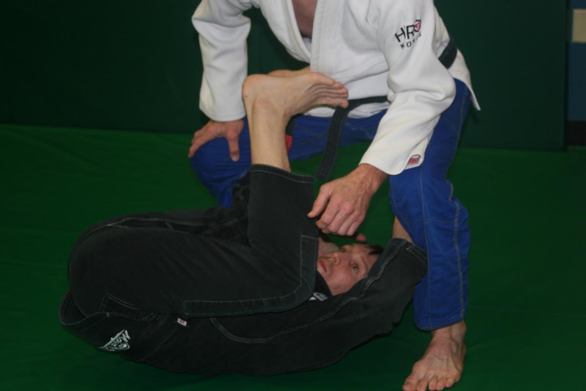 Advanced Brazilian Jiu Jitsu