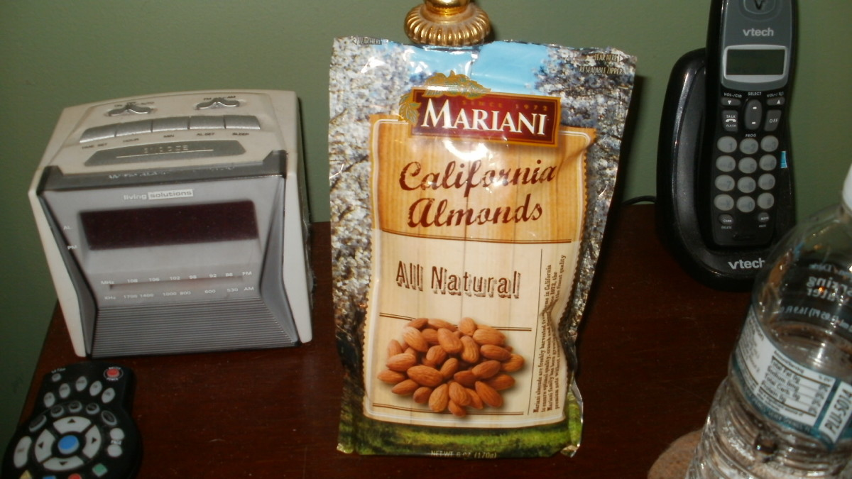 Almonds relieve heartburn almost immediately