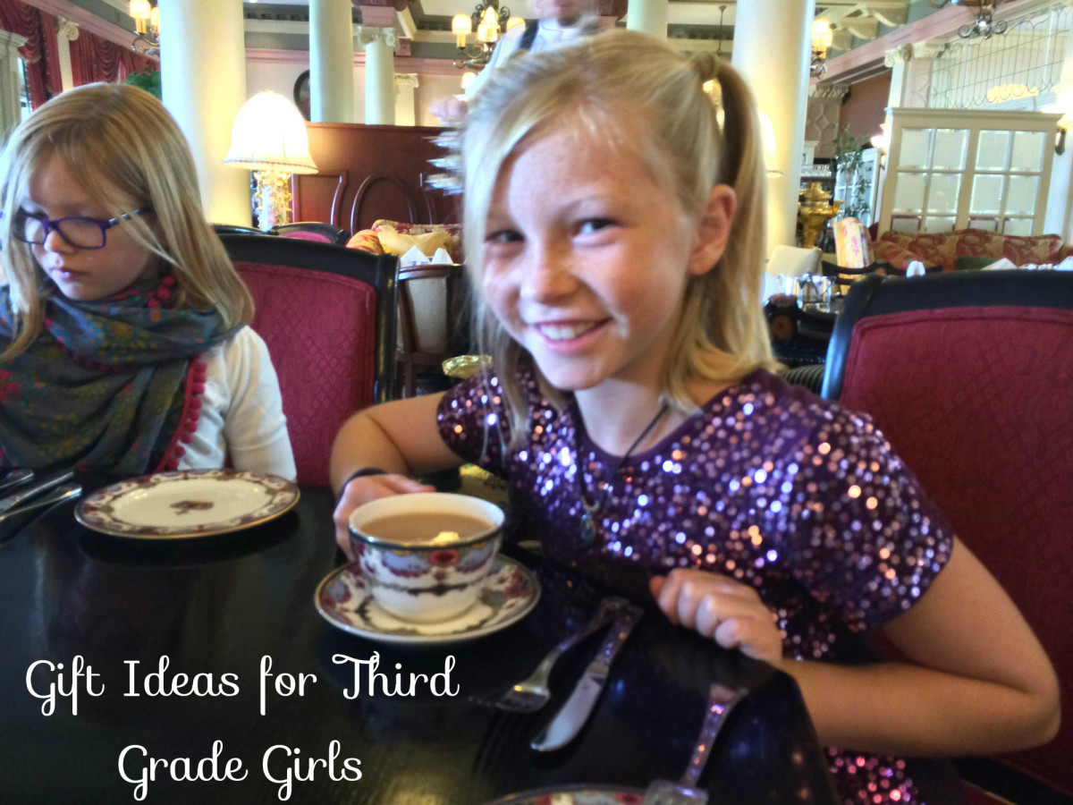 45 Gift Ideas for a Third Grade Girl: 8 and 9 Year Olds