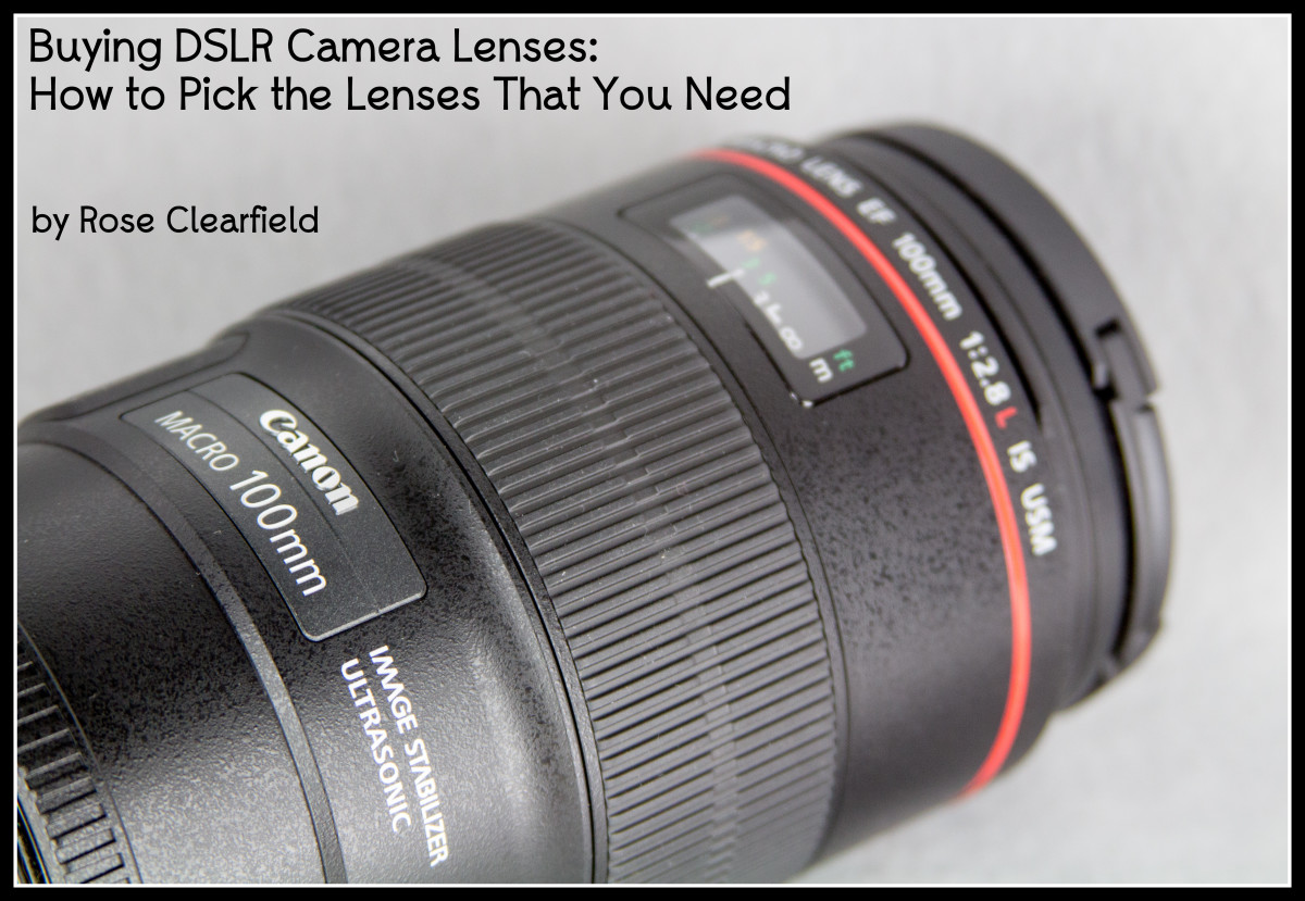 Buying DSLR Camera Lenses: How to Pick the Lenses That You Need
