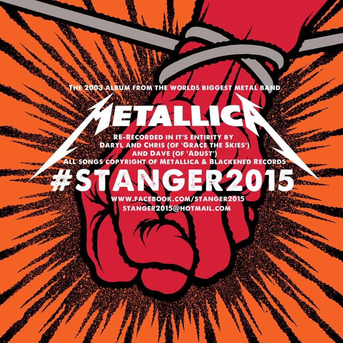 """St. Anger 2015"" - Diehard Metallica Fans Re-record Their Most Misunderstood Album"