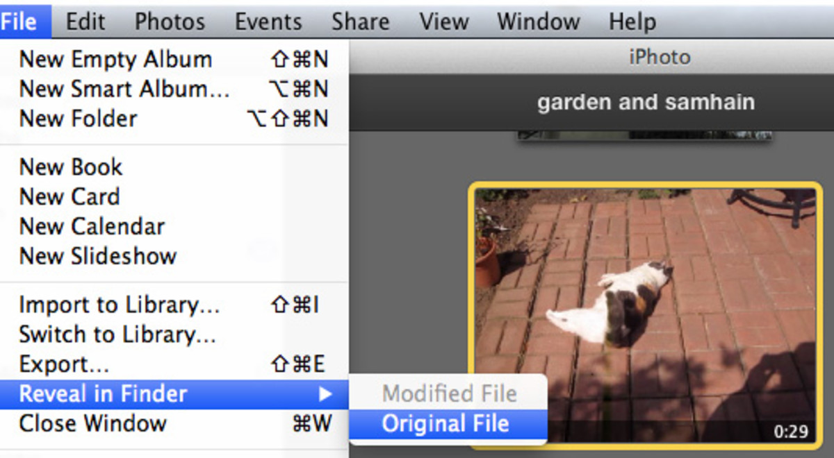 Tutorial: Make Animated Gif Using VLC & Photoshop (Mac OS)