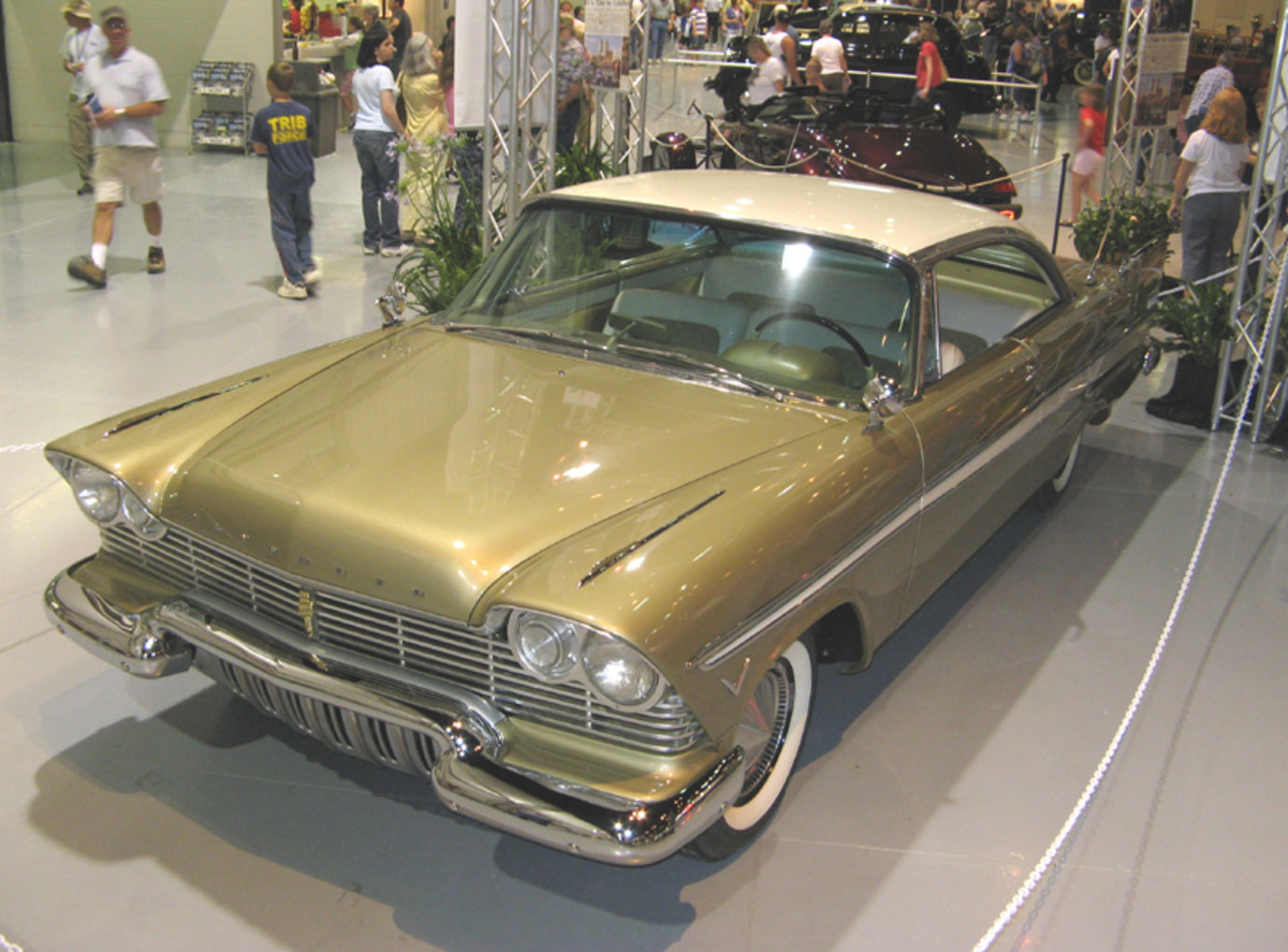 Whatever Happened to Miss Belvedere, Tulsa\'s Ruined Classic Car ...