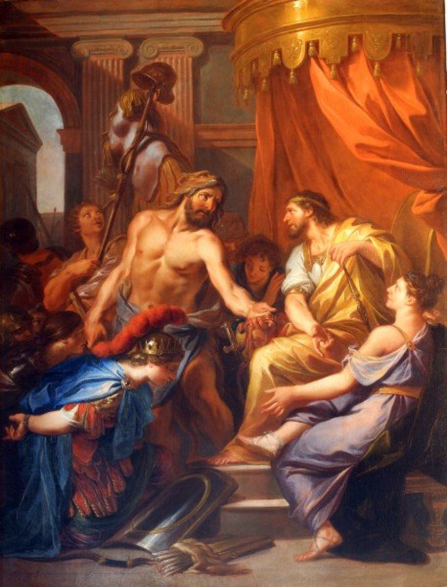 Introduction to the 12 Labours of Heracles