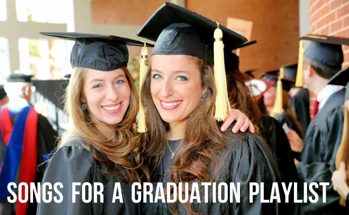 ac9ce3cebda 72 Songs for a Graduation Playlist