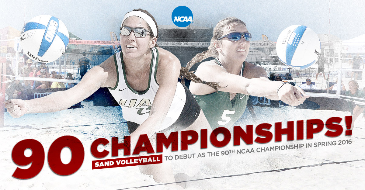 NCAA Sand Volleyball Championships