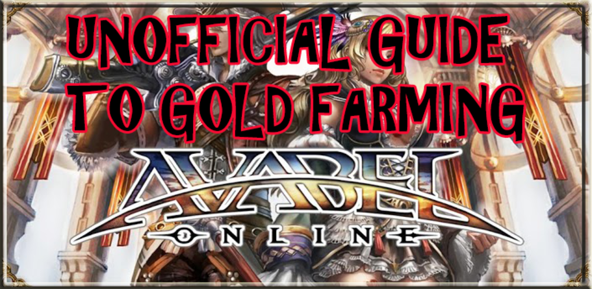 Avabel Online Easy Gold Farming Guide