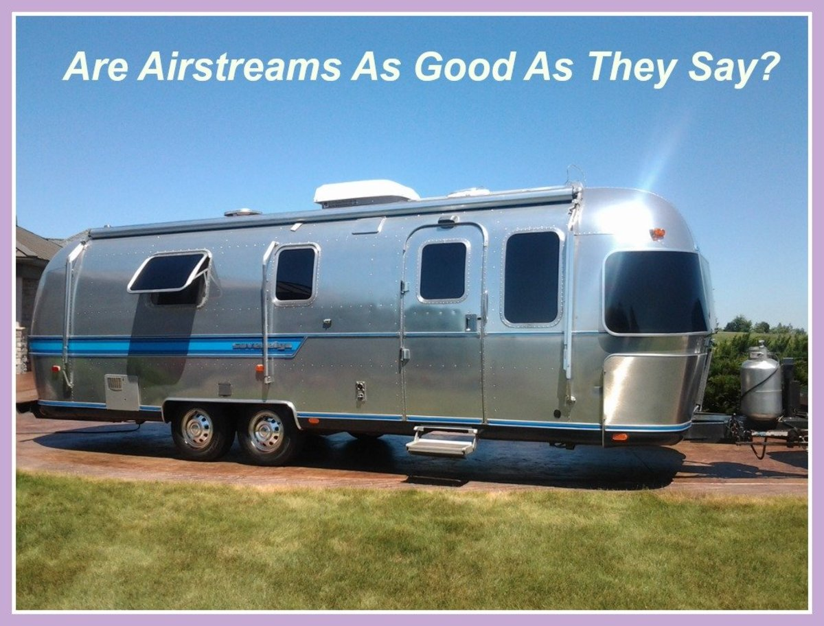 Are Airstream RVs Worth Owning?