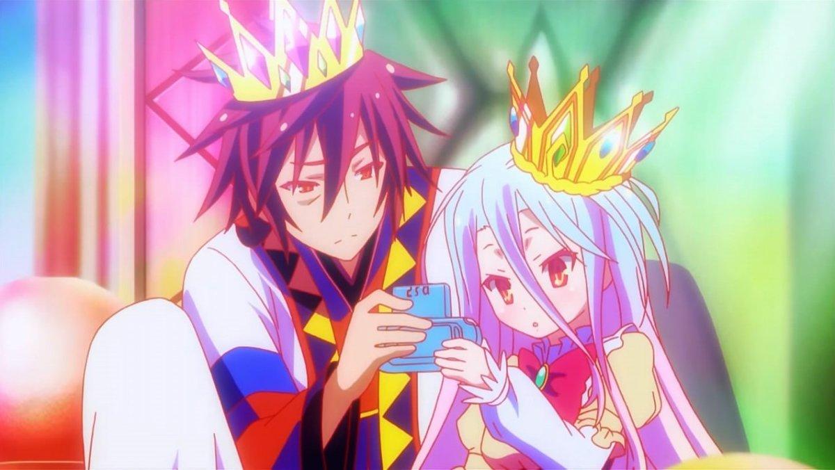 7 Anime Like No Game Life
