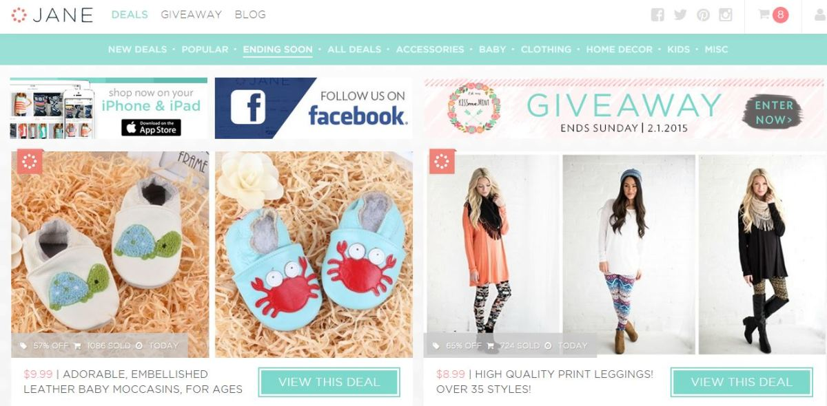 The 9 Best Daily Boutique Deal Sites: Find Clearance Hand