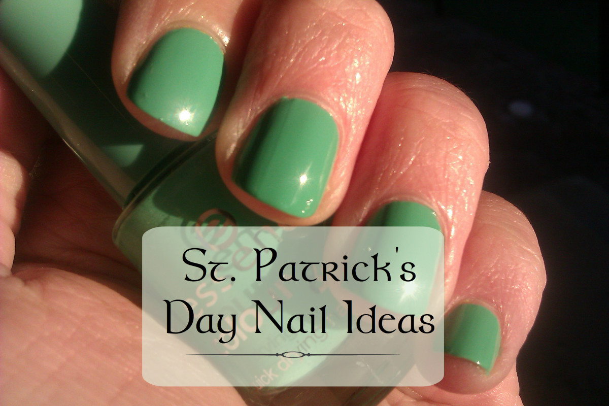 Saint Patrick's Day Nail Designs