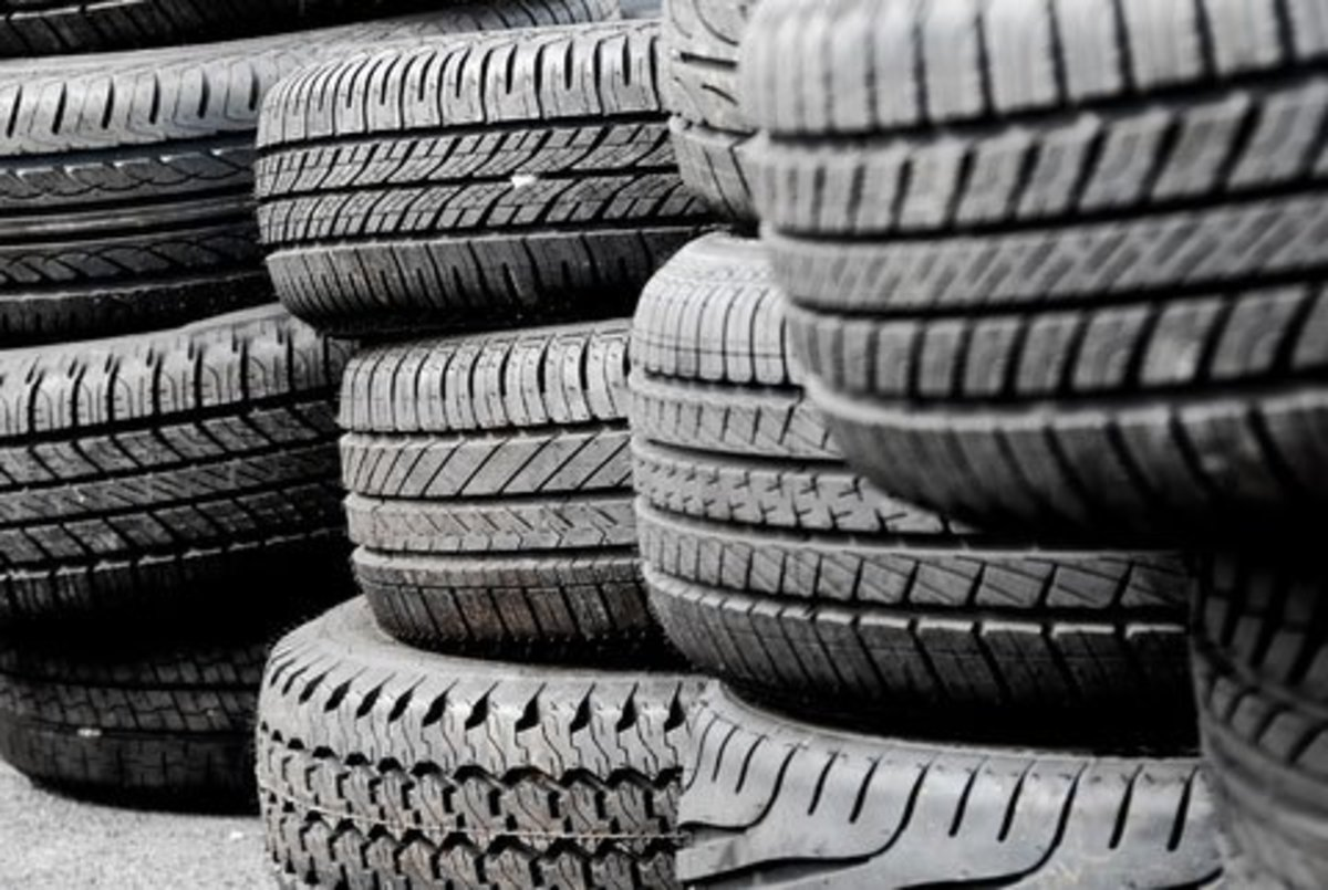 Tires, Tires, and more Tires. What size do you need?