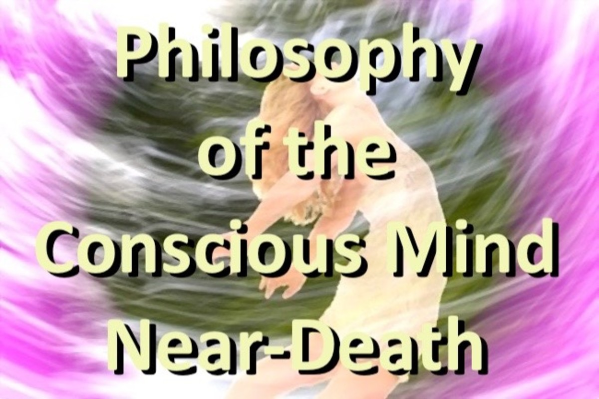 Philosophy of the Conscious Mind and Near-Death Experience