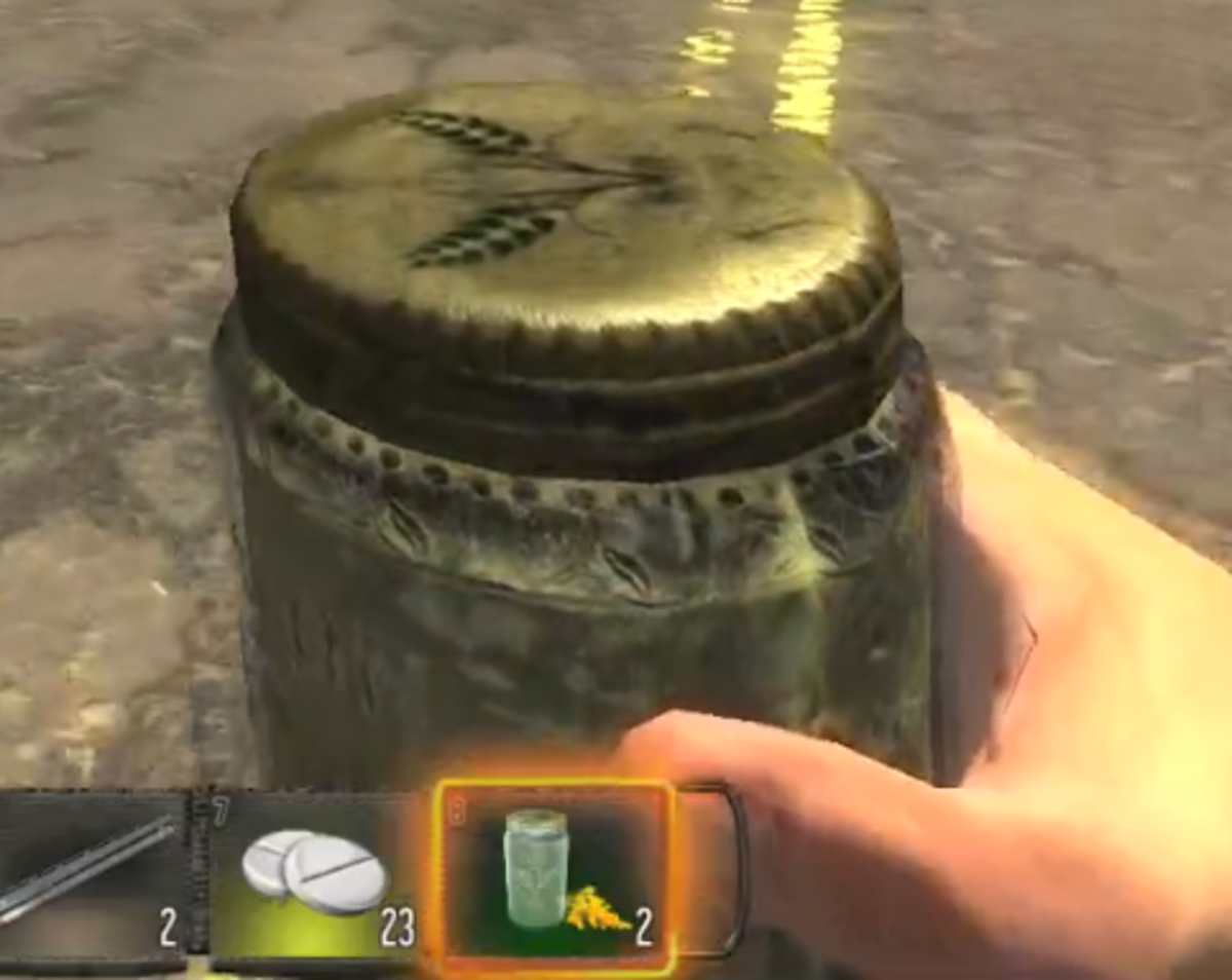 Crafting Beverages in 7 Days to Die
