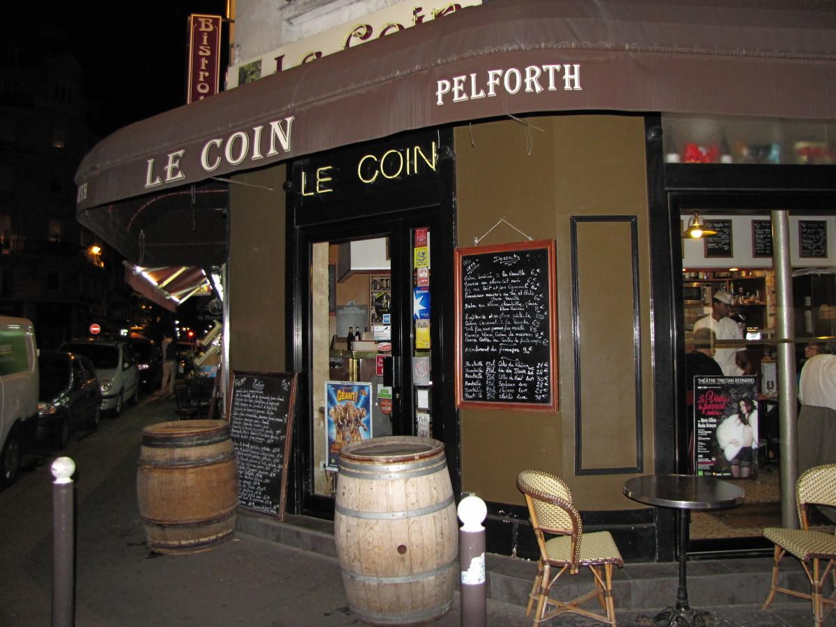 Bistro Le Coin