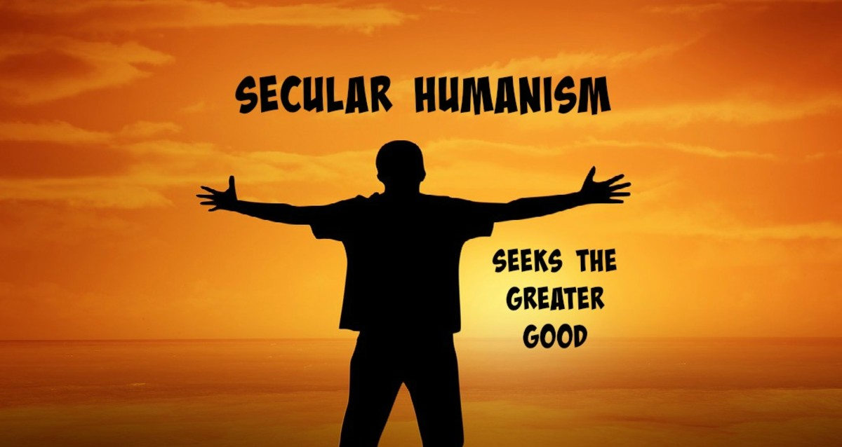 Humanism stresses the use of reason for the greater good of all mankind.