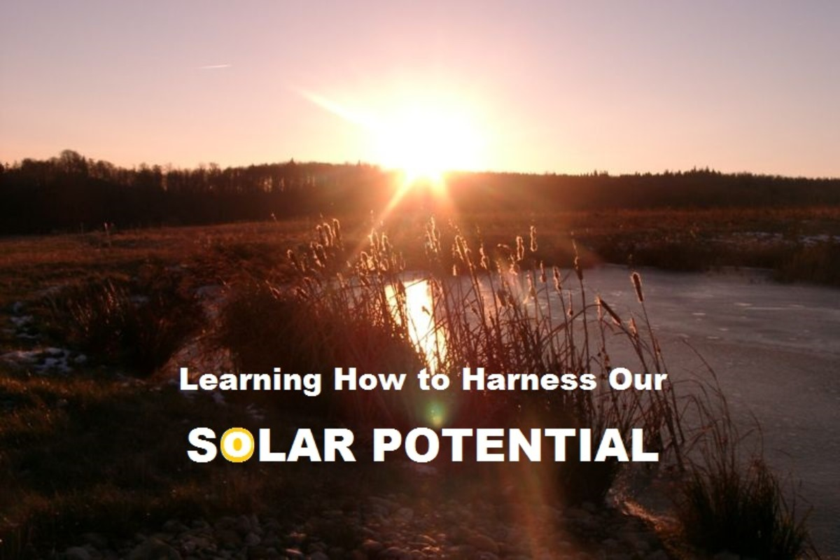 Learning How to Harness Our Solar Potential