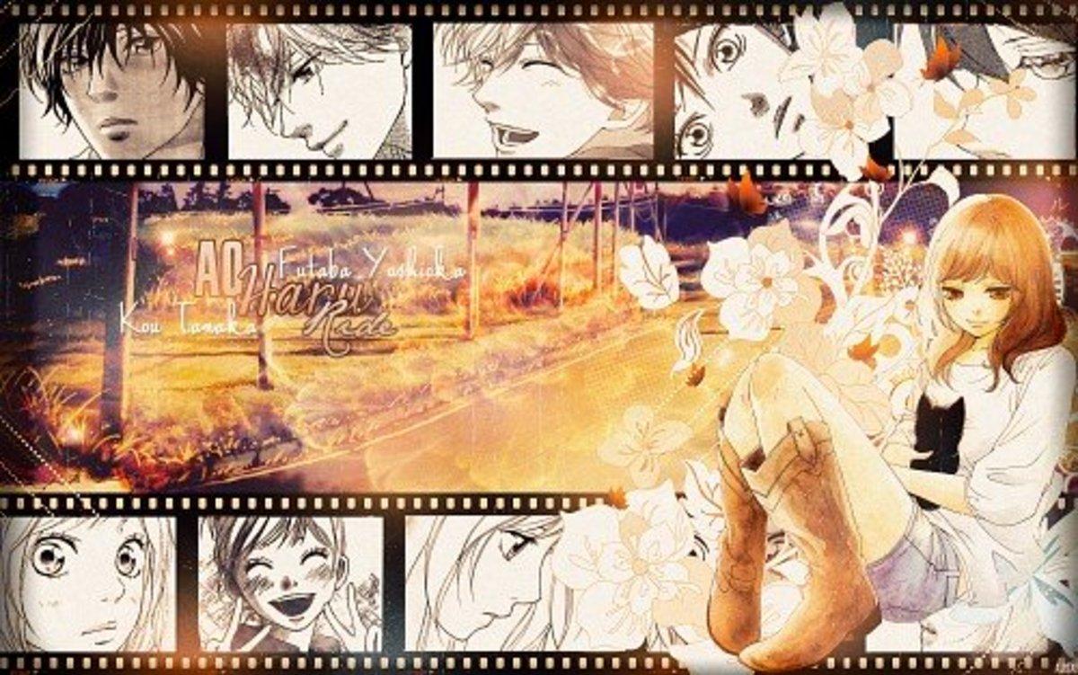 Seven Anime Like Ao Haru Ride
