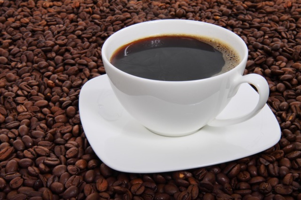 Health benefits of drinking coffee black
