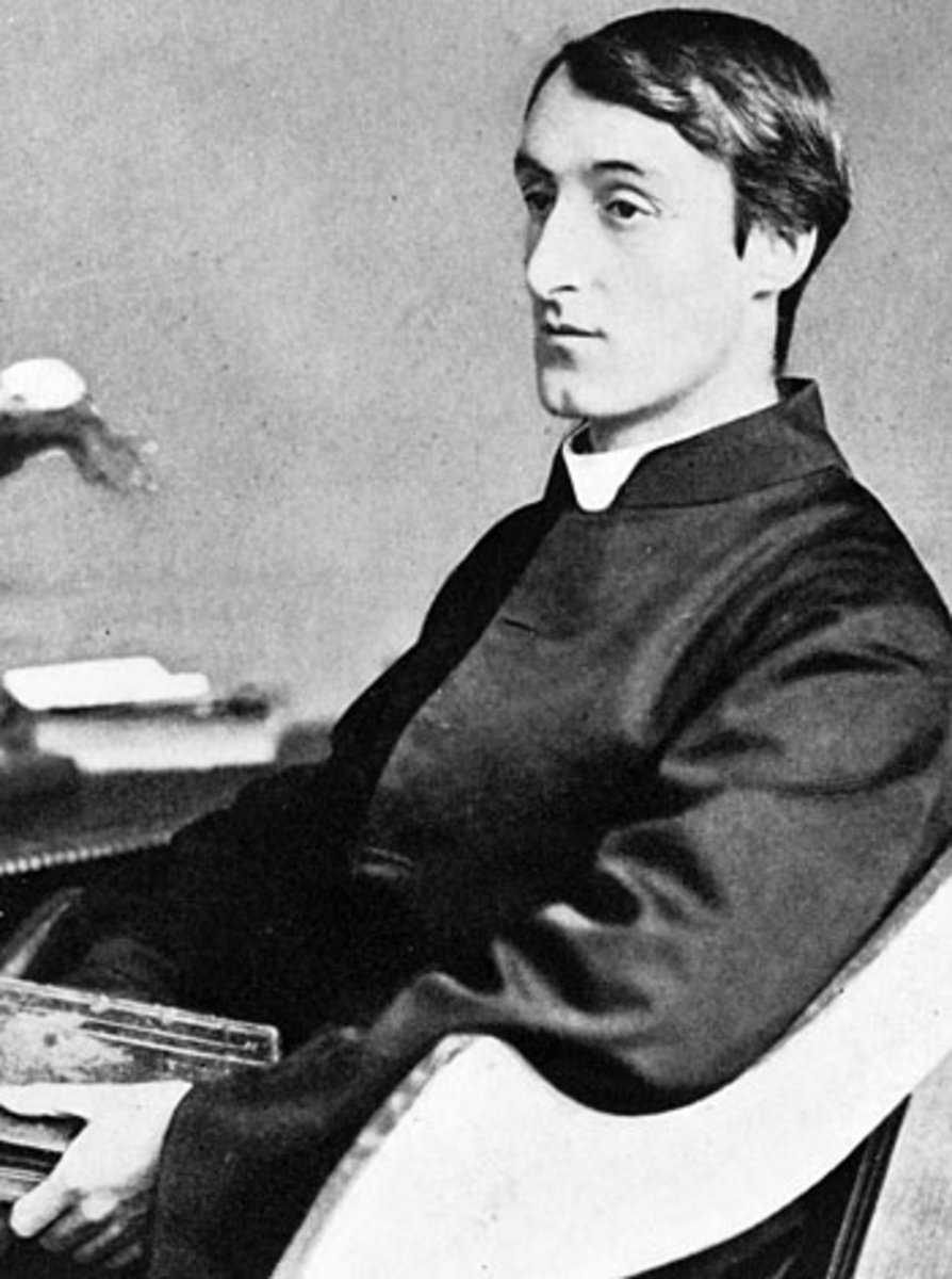 Sprung Rhythm in the Poems of Gerard Manley Hopkins