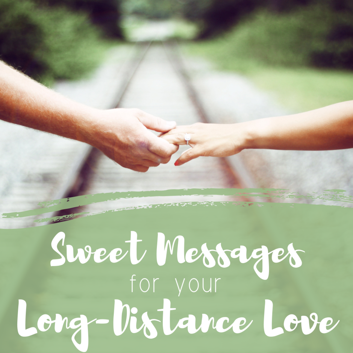 How to stop missing him long distance