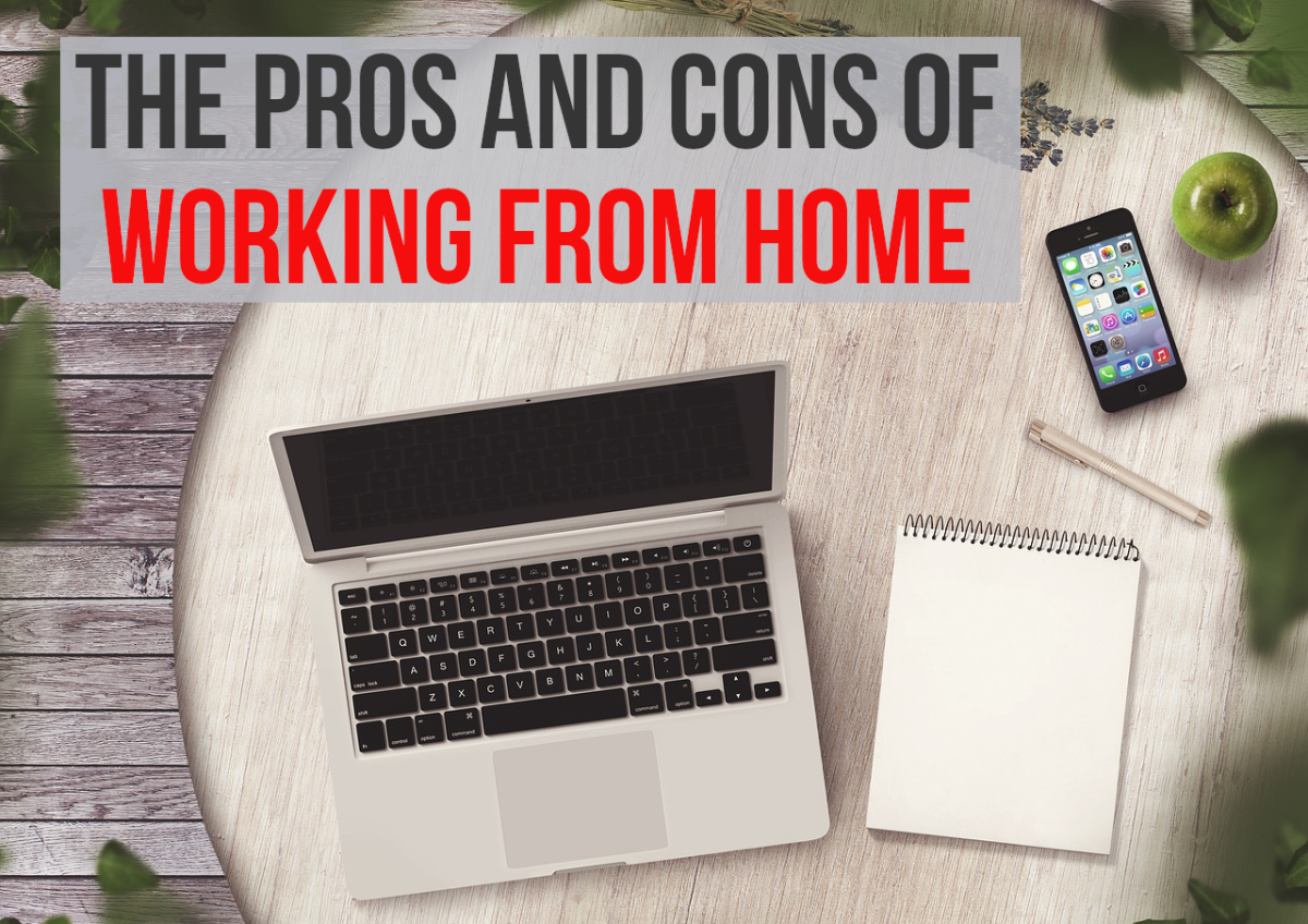 There are both pros and cons when it comes to working from home. Read on for more information...