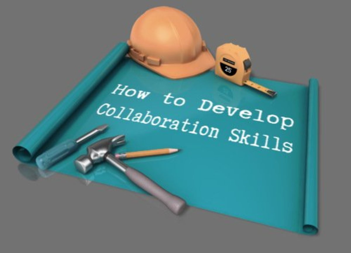Working on Collaboration Skills