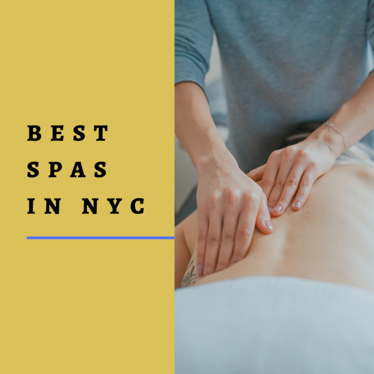 5 Best Spas in NYC