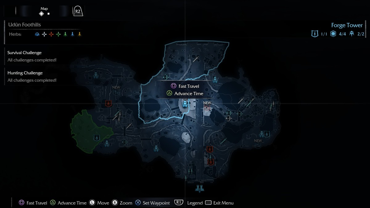 Shadow of Mordor Hunting Challenge Guide