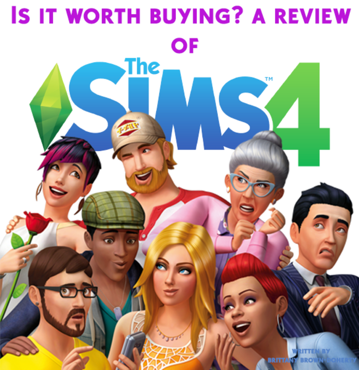 "Read this ""Sims 4"" review to help you decide if the game is right for you!"