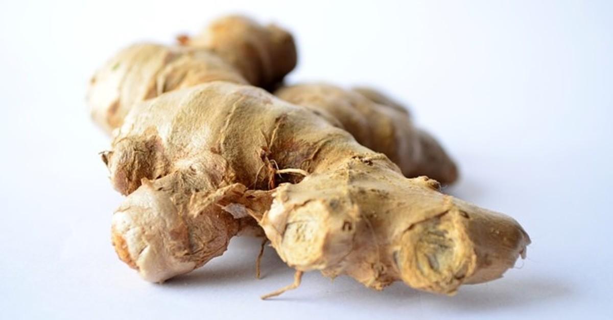 10 Amazing Health Benefits of Eating Ginger