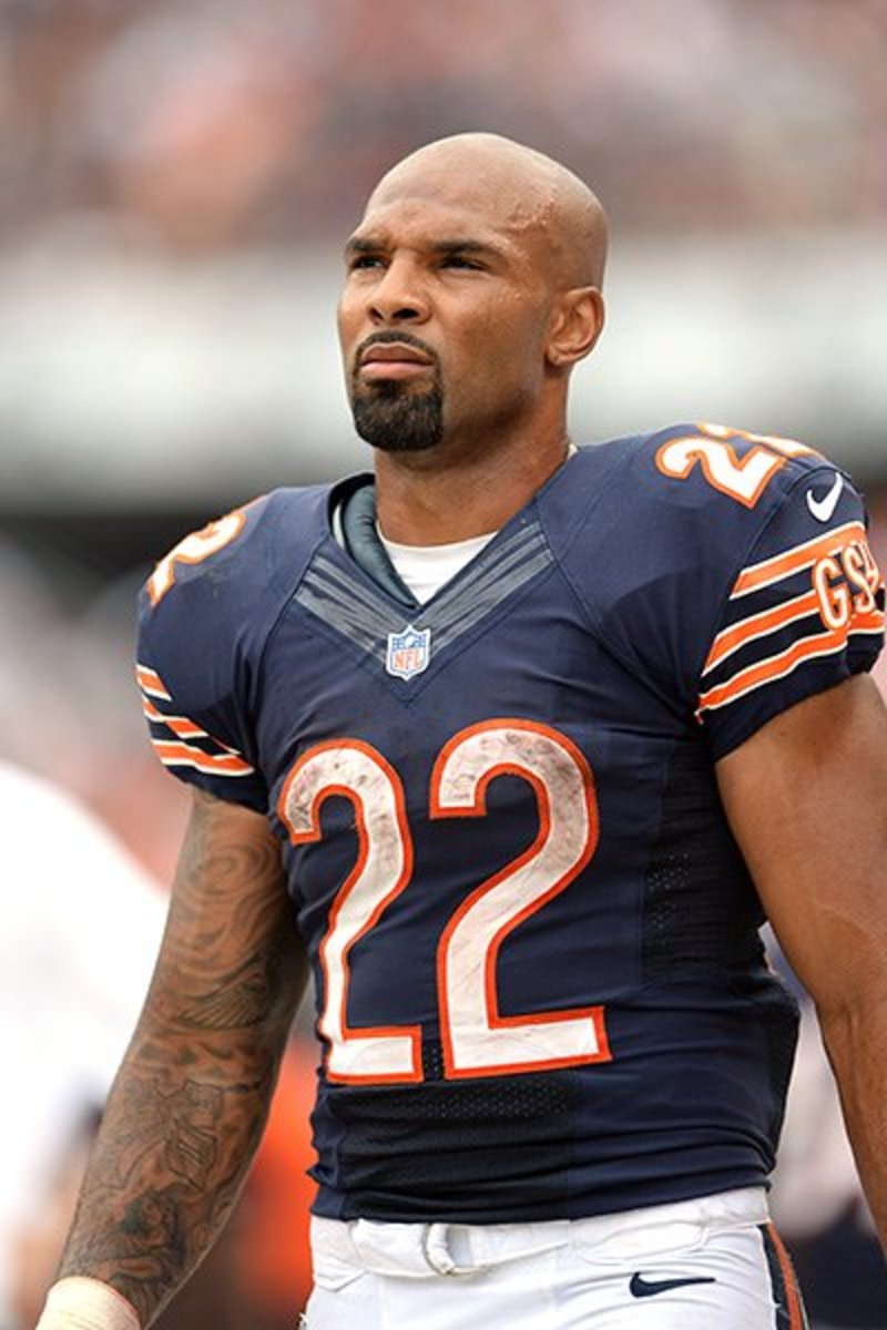 Thanks to Matt Forte for having an easily punable name.