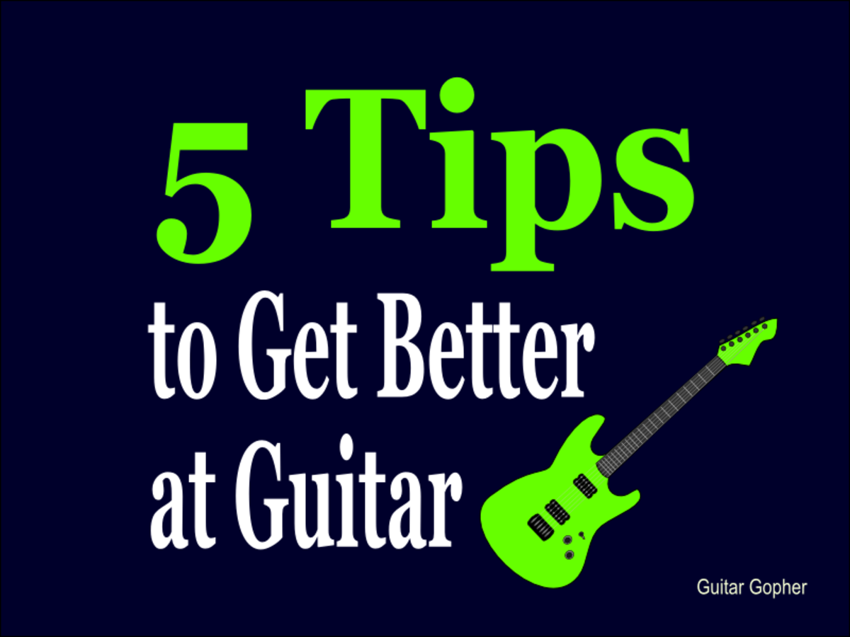 You can get better at guitar no matter how long you've been playing!