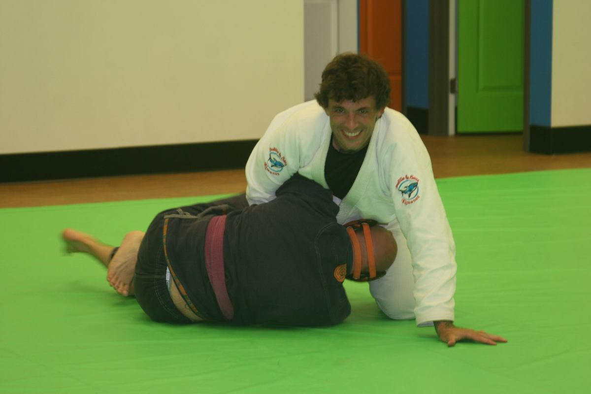 Basic Half-Guard Tutorial in Brazilian Jiu-Jitsu