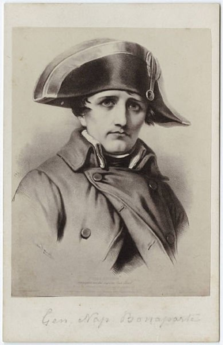 General Napoleon Bonaparte