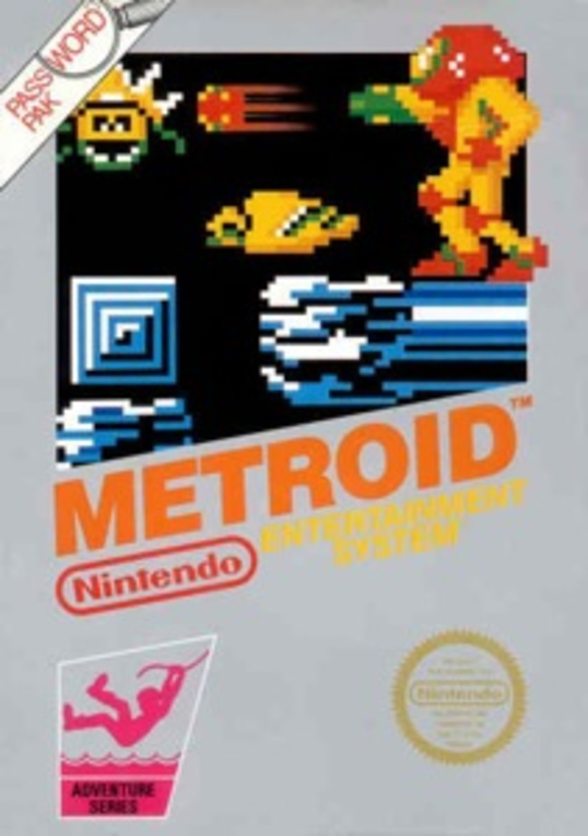 The Metroid Series Ranked from Worst to First