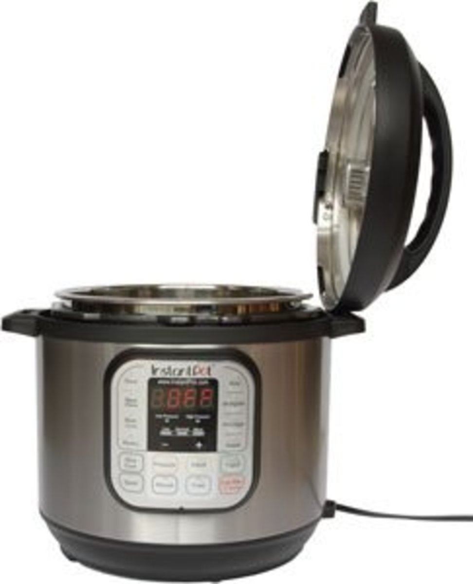 What's wrong with the Instant Pot IP-DU060 Pressure Cooker?