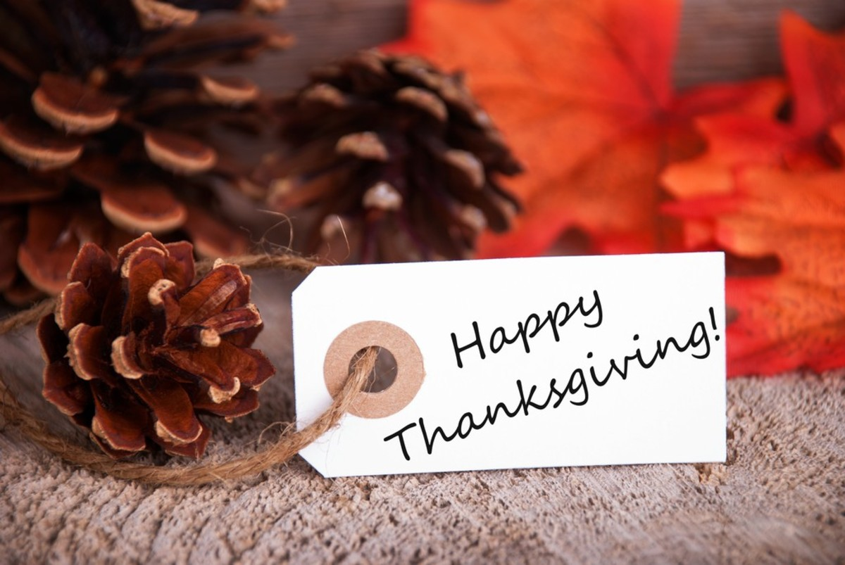 Let friends and family know you're thinking about them this Thanksgiving.