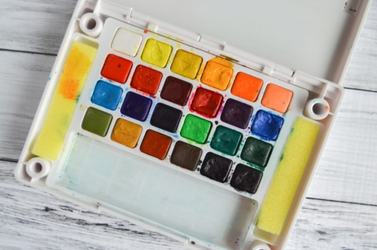 the differences between opaque and transparent watercolors feltmagnet