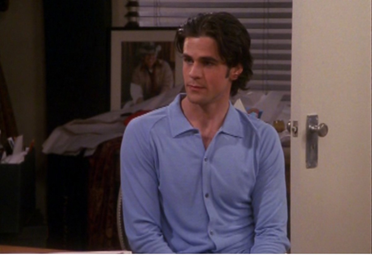 Ranking Rachel Green's Boyfriends on FRIENDS