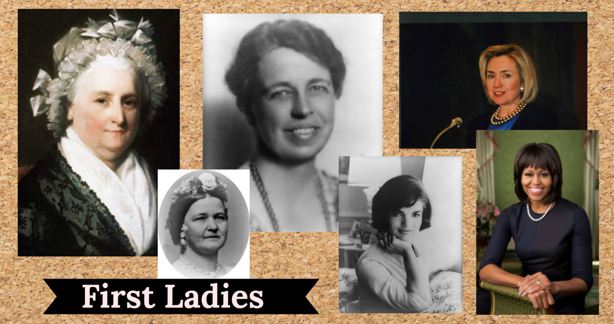 First Ladies: The Wives of the U.S. Presidents
